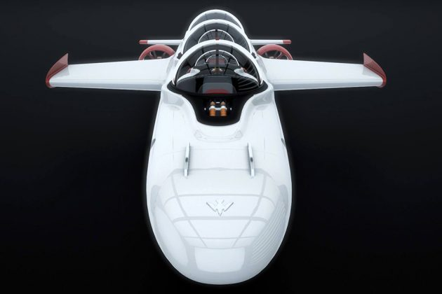 DeepFlight Super Falcon 3S Personal Submarine