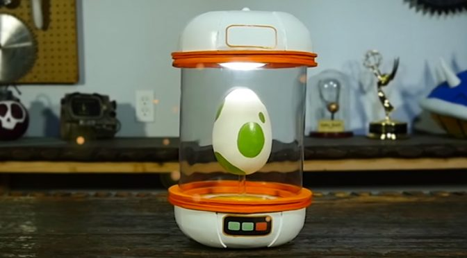 Do-It-Yourself Pokémon Egg Incubator
