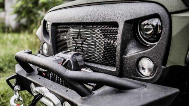 G.Patton Tomahawk 6x6 SUV Truck