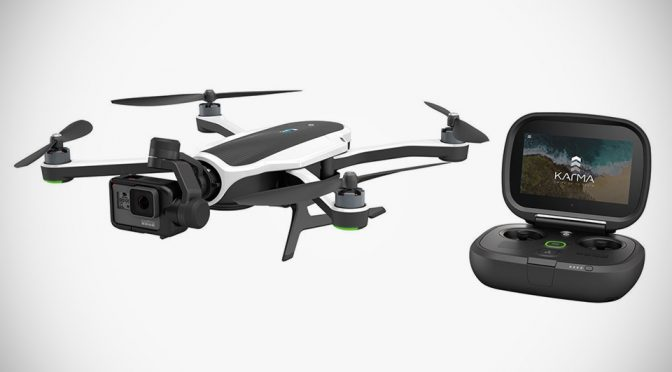 GoPro Finally Takes To The Skies With Its Very First Drone, Karma