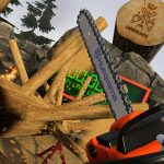 Husqvarna VR Chainsaw Game Puts Your Limber Skill To The Test, Virtually