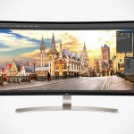 LG's New UltraWide Monitor Is So Wide That You Probably Thought It Was A TV