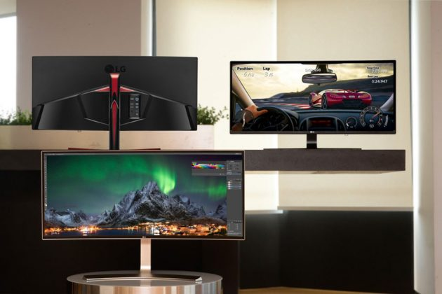 LG new UltraWide Computer Monitor
