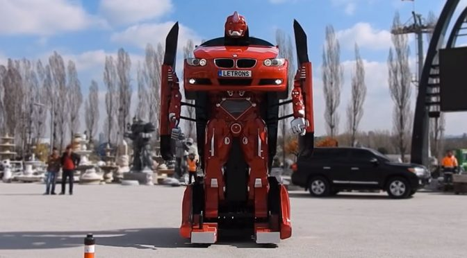 Letrons Real-life Transforming Transformers