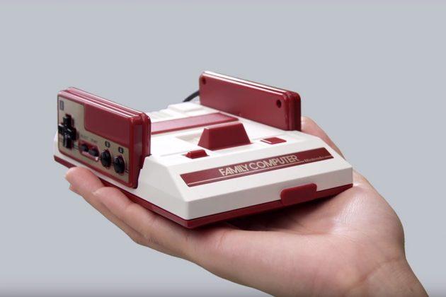 Nintendo NES Classic Famicon Mini for Japan
