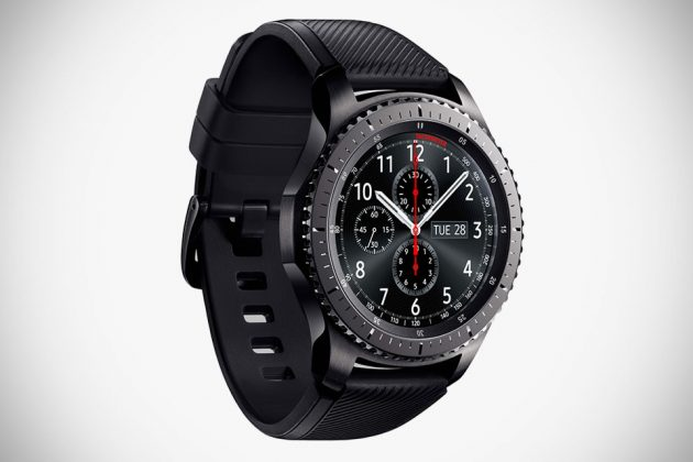Samsung's New Gear S3 Smartwatch Inches Closer To Being A ...