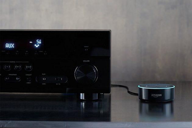 Second Generation Amazon Echo Dot