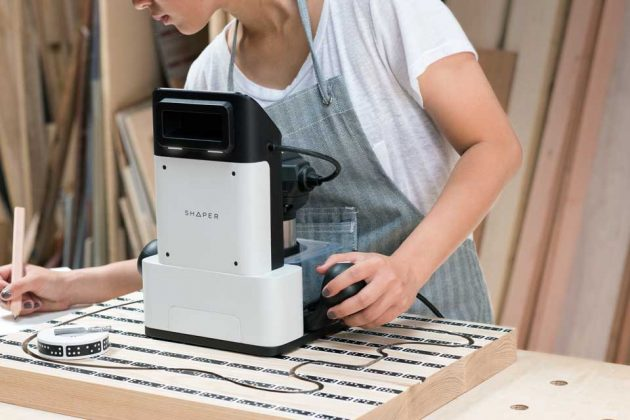 Shaper Origin Handheld CNC Machine