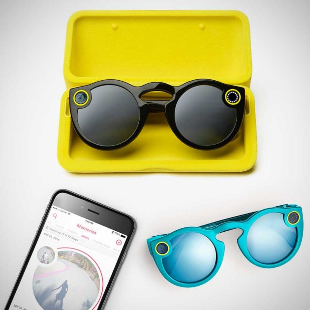 Snap Inc. Spectacles Camera Sunglasses