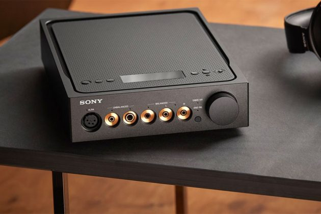 Sony TA-ZH1ES Signature Series Headphone Amplifier