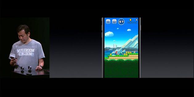 Super Mario Run for iOS 10