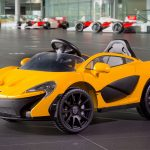 The Most Compact McLaren Yet Is Pure Electric And Its For Kids