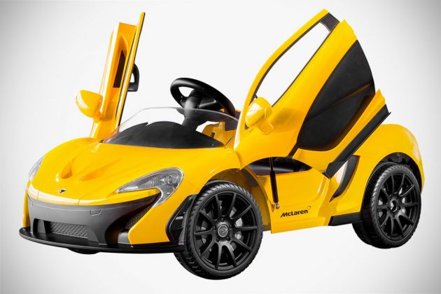 The Ride On McLaren P1 for Kids by McLaren Automotive