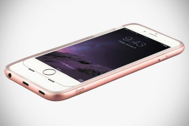 daptr iPhone 7 Case with 3.5mm Audio Port