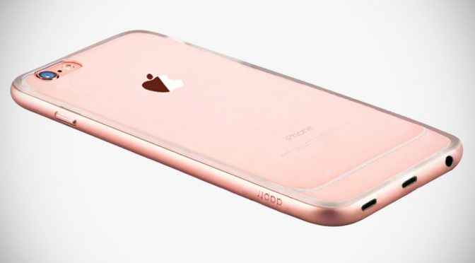 daptr iPhone Case Puts 3.5mm Audio Port Back Into iPhone 7