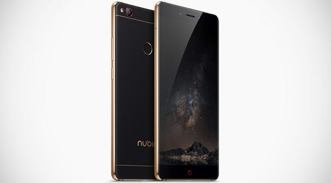 nubia Goes International With Flagship Bezel-less Z11 Smartphone