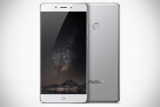 nubia Bezel-less Zubia Z11 Smartphone