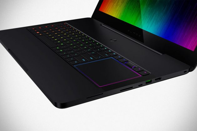 17-inch Razer Blade Pro Gaming Laptop