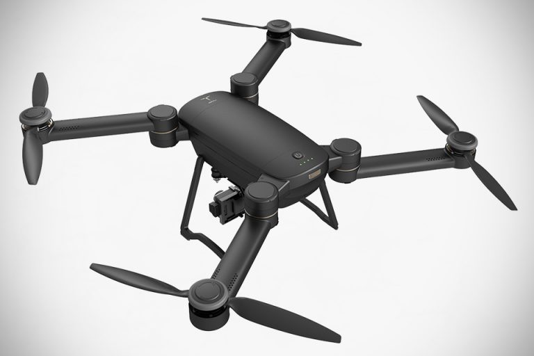 GDU Joins The Folding Imaging Drone Bandwagon With $850 ...
