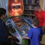 Custom <em>Angry Birds</em> Pinball Machine Will Make Even Non-fan Envious