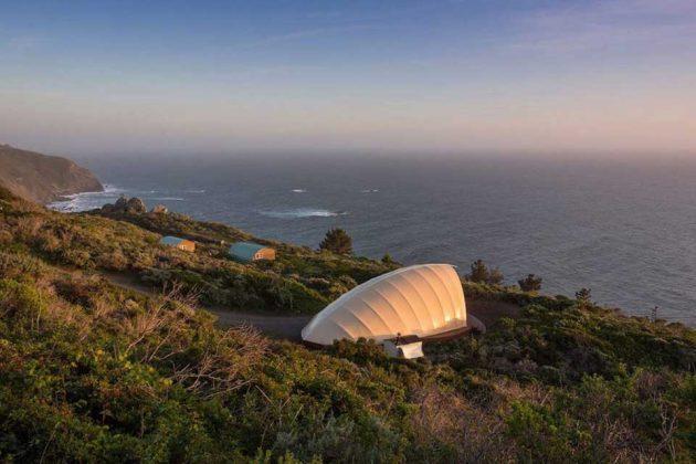 Autonomous Tent Luxury Outdoor Tent