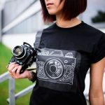 Drawable Chalkboard T-Shirt Lets You Create A New Design Whenever