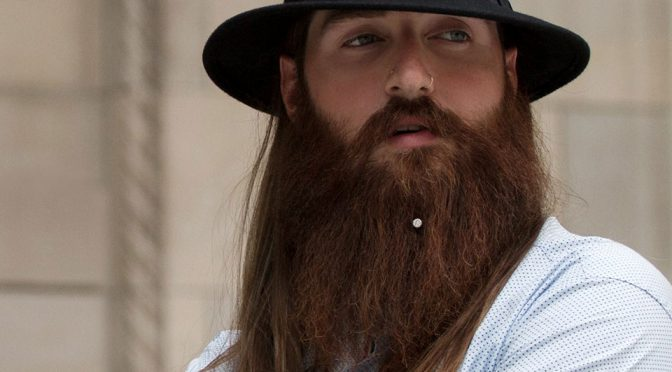 World's First Beard Accessory Aims To Jazz Up Your Manly Chin Curtain
