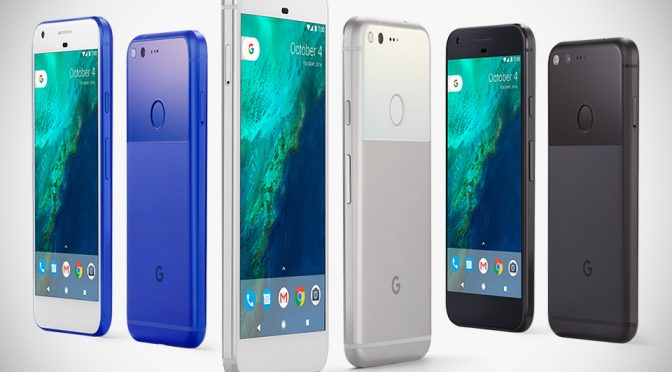 Finally, Google Has Its Very Own Smartphone And It Is Called Pixel