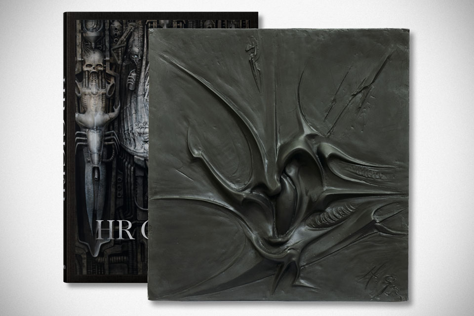 HR Giger. Art Edition Nr. 101–200 'Relief'