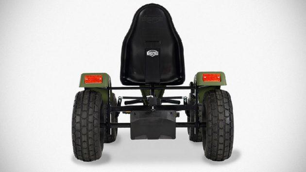 Jeep Revolution BFR-3 Pedal Go-kart