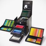 Karl Lagerfeld x Faber-Castell $3,000 Color Pencil Set Is Not For All Artists