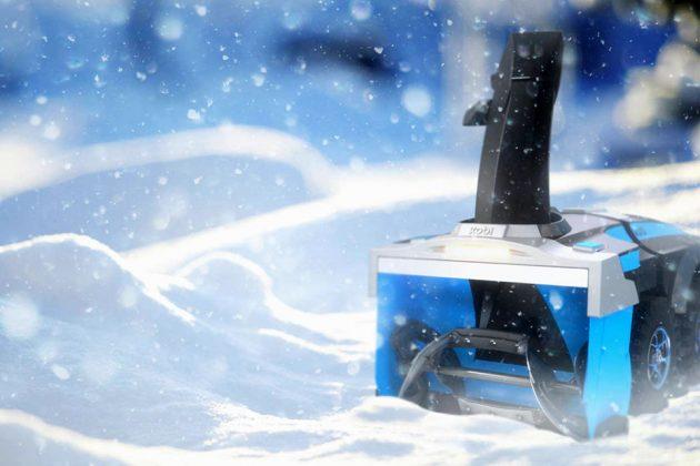 Kobi Autonomous All-season Garden Robot