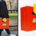 This Concept LEGO Shopping Bag Will Turn Your Hand Into A LEGO Hand