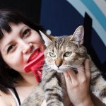 Licki Brush Lets You Brush Your Cat By Licking… Wait. What!??