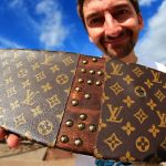 No. Louis Vuitton Didn't Make This Skateboard But It Will Be Cool If It Did