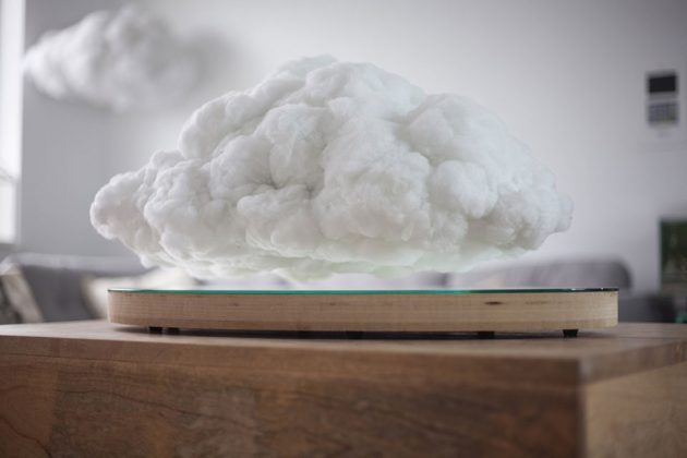 Making Weather Levitation Cloud Bluetooth Speaker