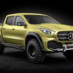 Mercedes-Benz Brings Posh To Pickup Trucks With Concept X-Class