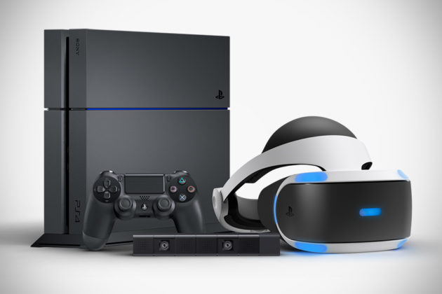 Playstation VR Launches in U.S. and Canada