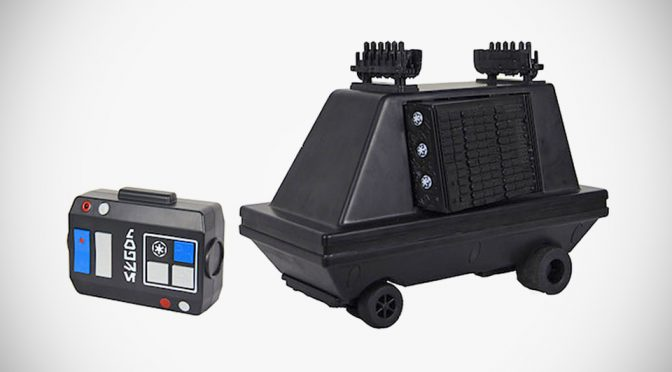 Remote Control Star Wars Mouse Droid