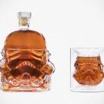 <em>Star Wars</em> Stormtrooper Decanter And Shot Glass: Fitting Drinkware For Veteran Stormtroopers
