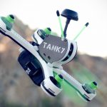 Is Tanky The World's Fastest Racing Drone Money Can Buy?