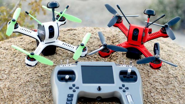 Tanky Read-T0-Fly FPV Racing Drone