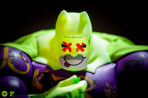 The Last Why: JP Toys Exclusive Vinyl Figure by Fools