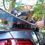 The Stowaway Puts Storable Roof Rack On Your Car For Just $50