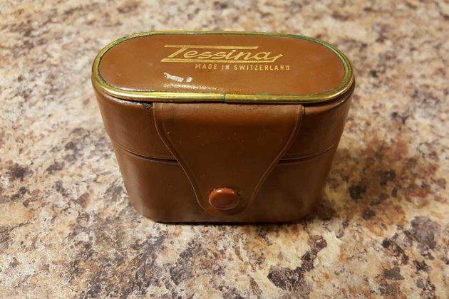Vintage Tessina Wrist Worn Mini 35mm Camera
