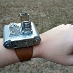 This Vintage Mini 35mm Camera Was Probably The First Wearable Tech