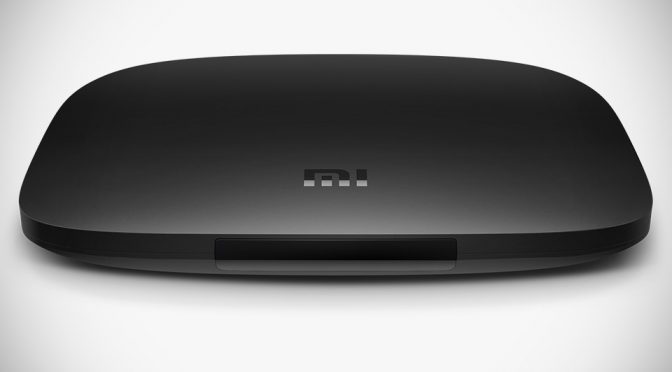 Xiaomi Mi Box 4K Android TV Set-top Box