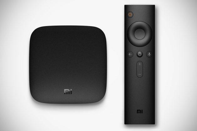 Xiaomi Mi Box 4K Android TV Set-top Box