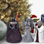 10 Geeky Christmas Tree Toppers To Showoff The Geek In You