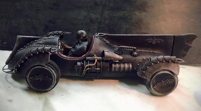 <em>Batman</em> Meets Steampunk And Awesomeness Ensues